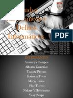5.Fraudes Electrónicos y Delitos Informáticos