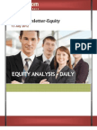 Equity Tips and Market Analysis for 13july