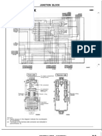 mitsubishi pajero workshop manual 16 - engine electrical � 1g mitsubishi  6g72 _fuses