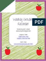 Grading Recorder