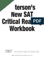 57436862 New SAT Critical Reading Workbook