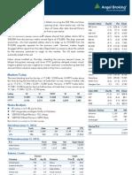 Market Outlook 130712