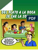 Del Plato a la Boca...