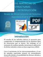 Clase 12-Introduccion Al Analisis Matricial de Estructuras