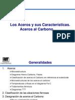 5 Aceros y Caracteristicas