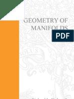 Richard L. Bishop - Geometry of Manifolds