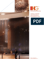 Intercontinental Annual Report 2011