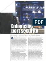 Enhancing Port Security