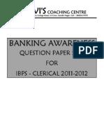 Banking Awareness Final