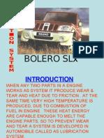 Lub of Bolero SLX