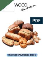Kenwood Rapid-Bake Booklet
