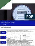 Market Research Europe - Smart Metering Market in Europe 2009