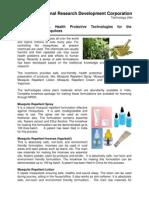 Herbal Formulations 1