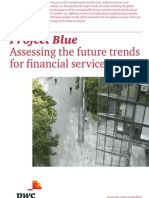 Project Blue Assessing the Future Trends for Financial Services