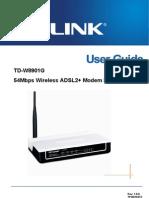 configuracion Router Tplink