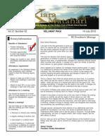 RCBKS Bulletin Vol 21 No 02