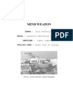 Mind Weapons