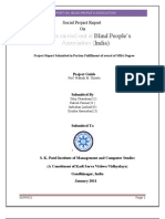 Blind People's Association