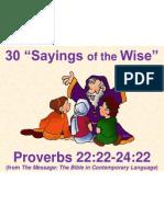 11-WiseSayings