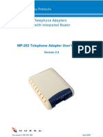 299-452-102 MP-202 User's Manual ver 2.4