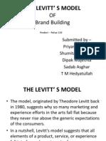 THE LEVITT' S MODEL
