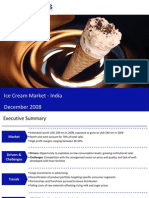 Market Research India - Ice Cream Market in India 2009