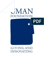 BROCHURE Uman Foundation