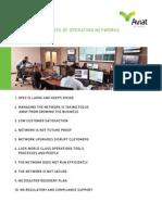 Top Ten Pain Points for Network Operators