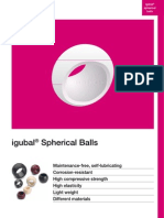 igubal Spherical balls