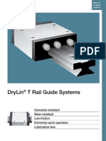 DryLin T Rail Guide Systems