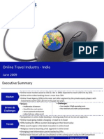 Market Research India - Online Travel Industry in India 2009