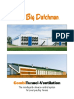 Big Dutchman Poultry Climate Control Tunnel Ventilation by Dr. Hamid