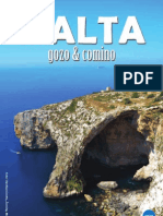 Malta Brochure in Danish
