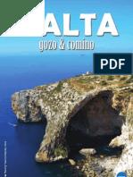 Malta Brochure in Danish