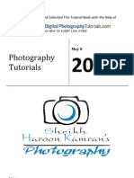 SHK Photography Tutorials Book