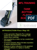 MFL Tank Floor Scanning 2009