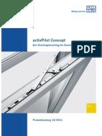 106 Produktkatalog ActivPilot Concept KS D 0910 Vorversion 1