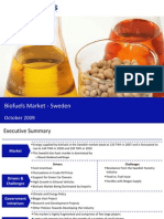 Market Research Sweden - Biofuels Market in Sweden 2009