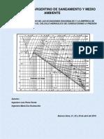 Calculo Hidraulico de Conducciones a Presion