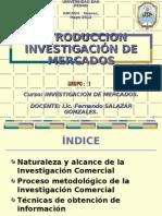 Diapositiva Final - Investigacion de Mercados