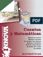 cuentos matematicas