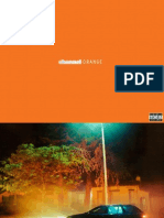 Digital Booklet - Channel Orange