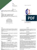 Reglamento de Olimpiadas de Contabilidad, 2010