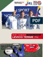 Junior Camp 2012 - Levico Terme