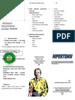Leaflet Apa&Bagaimana Hipertensi