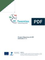 D 2 1 Objectives KPIs Final[1]