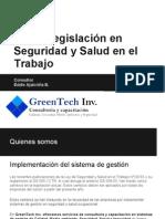 GreenTech Inv - ResumenNuevaLegislaciónenSST