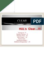 HUL's Clear(1)
