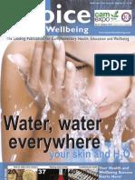 Aug/Sep 2012 Academy of On Site Massage, Choice Magazine
