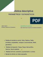 Parametros-Estadisticos